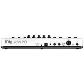 MIDI клавиатура / Аудиоинтерфейс IK MULTIMEDIA iRig Keys I/O 25, фото 2