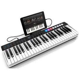 MIDI клавиатура / Аудиоинтерфейс IK MULTIMEDIA iRig Keys I/O 49, фото 5