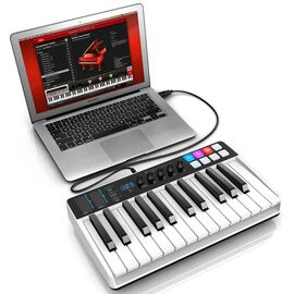 MIDI клавиатура / Аудиоинтерфейс IK MULTIMEDIA iRig Keys I/O 25, фото 7