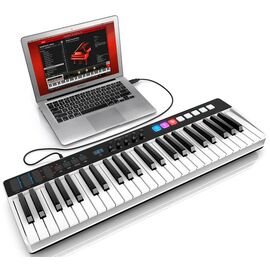 MIDI клавиатура / Аудиоинтерфейс IK MULTIMEDIA iRig Keys I/O 49, фото 7
