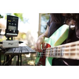 Гитарный процессор аудиоинтерфейс для Android устройств IK MULTIMEDIA iRIG UA, фото 5