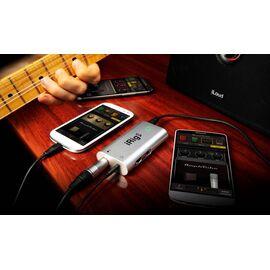 Гитарный процессор аудиоинтерфейс для Android устройств IK MULTIMEDIA iRIG UA, фото 3
