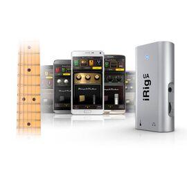 Гитарный процессор аудиоинтерфейс для Android устройств IK MULTIMEDIA iRIG UA, фото 2