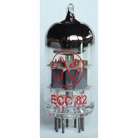 Лампа для підсилювача JJ ELECTRONIC ECC82 (12AU7), фото 2