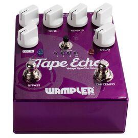 Гитарная педаль эффектов эхо дилей WAMPLER FAUX TAPE ECHO v2, фото 4