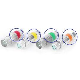 Кольорові маркери для роз'ємів XLR SWITCHCRAFT P3829ALL, фото 2