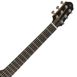 Silent гитара YAMAHA SLG200S (TBLK), фото 3