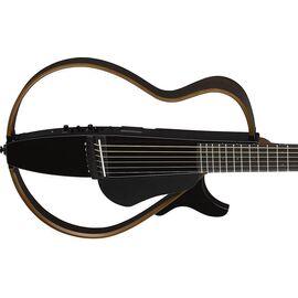 Silent гитара YAMAHA SLG200S (TBLK), фото 2