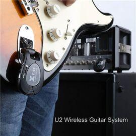 Гитарная радиосистема XVIVE U2 Black, фото 4