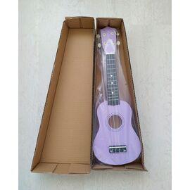 """Укулеле сопрано 21 """", purple, фото 5"""
