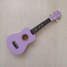 """Укулеле сопрано 21 """", purple, фото"""
