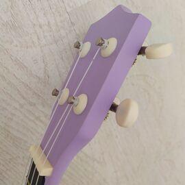 """Укулеле сопрано 21 """", purple, фото 3"""
