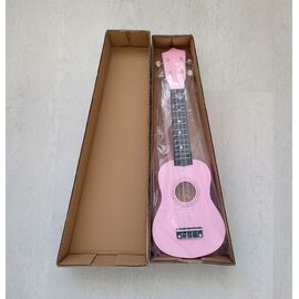 """Укулеле сопрано 21 """", pink, фото 4"""