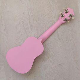 """Укулеле сопрано 21 """", pink, фото 2"""