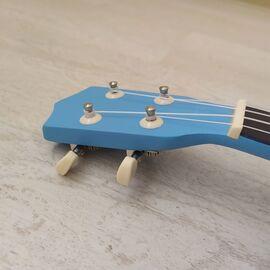 """Укулеле сопрано 21 """", light blue, фото 3"""