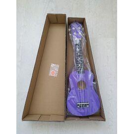 "Укулеле сопрано 21 "", deep purple, фото 5"