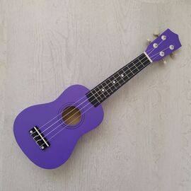 "Укулеле сопрано 21 "", deep purple, фото"