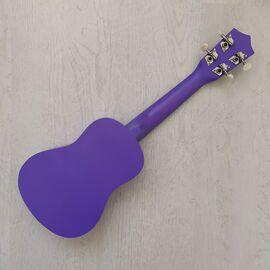 "Укулеле сопрано 21 "", deep purple, фото 2"