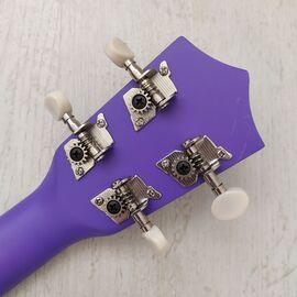 "Укулеле сопрано 21 "", deep purple, фото 3"