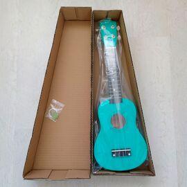 """Укулеле сопрано 21 """", green mint, фото 5"""