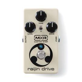 Гитарная педаль эффектов DUNLOP CSP037 MXR Custom Shop Raijin Drive, фото