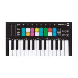 MIDI клавиатура NOVATION LaunchKey Mini MK3, фото