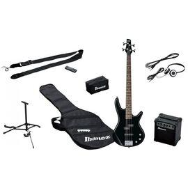 Набор для начинающего бас-гитариста IBANEZ IJSR190 BK, фото 2
