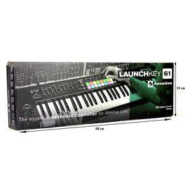 MIDI-контроллер NOVATION LAUNCHKEY 61 MK2, фото 14