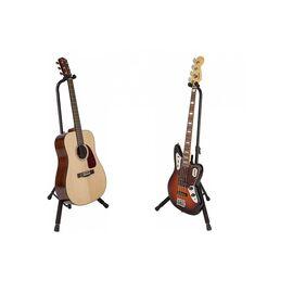 Стійка для гітар FENDER DELUXE HANGING GUITAR STAND BLACK / RED, фото 3