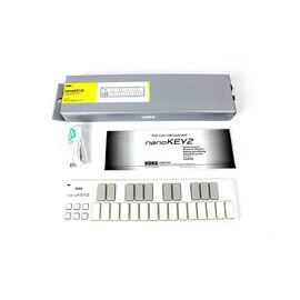 Контроллер KORG NANOKEY 2 WH USB-MIDI, фото 5