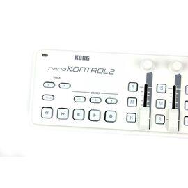 Контроллер KORG NANOKONTROL 2 WH USB-MIDI, фото 3