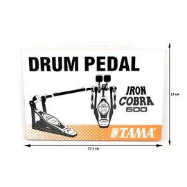 Двойная педаль для бас-бочки TAMA HP600DTW, фото 14