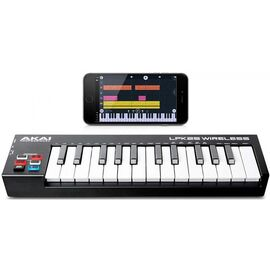 MIDI клавиатура AKAI LPK25  WIRELESS, фото 5