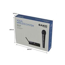 Микрофонная радиосистема AKG WMS40 Mini Vocal Set BD US45C, фото 12