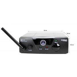 Мікрофонна радіосистема AKG WMS40 Mini Instrumental Set BD ISM2, фото 2