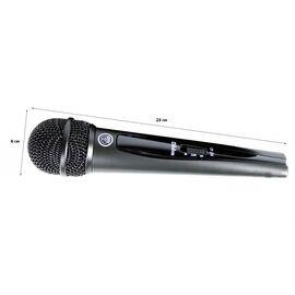 Микрофонная радиосистема AKG WMS40 Mini2 Vocal Set BD US25a/b, фото 3