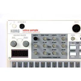 Аналоговий синтезатор / семплер KORG VOLCA-SAMPLE, фото 4