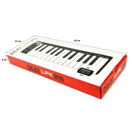 MIDI клавиатура AKAI LPK-25, фото 14