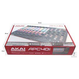 Контроллер AKAI APC40 MKII MIDI, фото 17