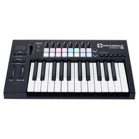 MIDI-контроллер NOVATION LAUNCHKEY 25 MK2, фото 3