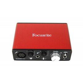 Аудіоінтерфейс 2 входи / 2 виходи USB FOCUSRITE SCARLETT SOLO, фото 7
