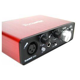 Аудіоінтерфейс 2 входи / 2 виходи USB FOCUSRITE SCARLETT SOLO, фото 8