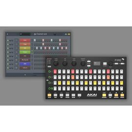 MIDI контроллер AKAI Fire, фото 16
