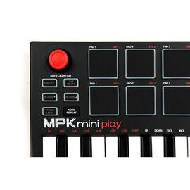 MIDI клавиатура AKAI MPK Mini Play, фото 8