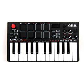 MIDI клавиатура AKAI MPK Mini Play, фото 3