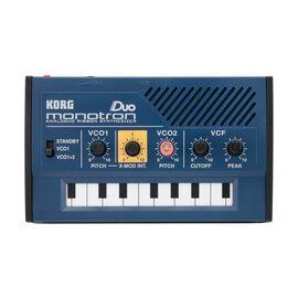 Аналоговий стрічковий синтезатор KORG MONOTRON DUO, фото 2