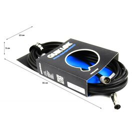 MIDI кабель QUIK LOK S165-9BK, фото 5