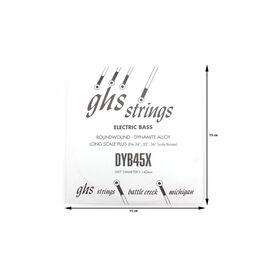 Одиночная струна для бас-гитары GHS STRINGS DYB45X, фото 2