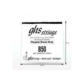 Одиночная струна GHS STRINGS B50, фото 2