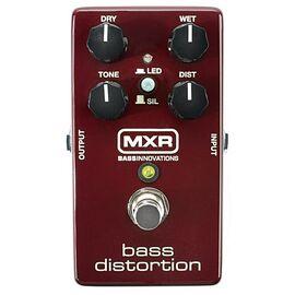 Бас-гитарный эффект DUNLOP M85 MXR BASS DISTORTION, фото